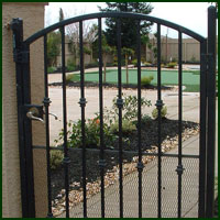 Wrought Iron Sutter Creek