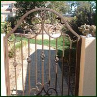 Yuba City, Driveway Gates