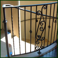 Wrought Iron Laguna
